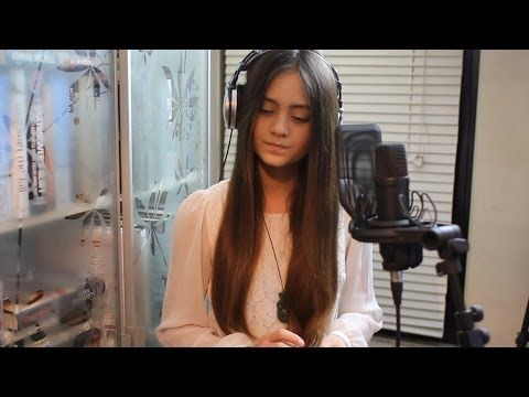 """▶ """"Say Something"""" A Great Big World & Christina Aguilera (Cover by Jasmine Thompson) - YouTube"""