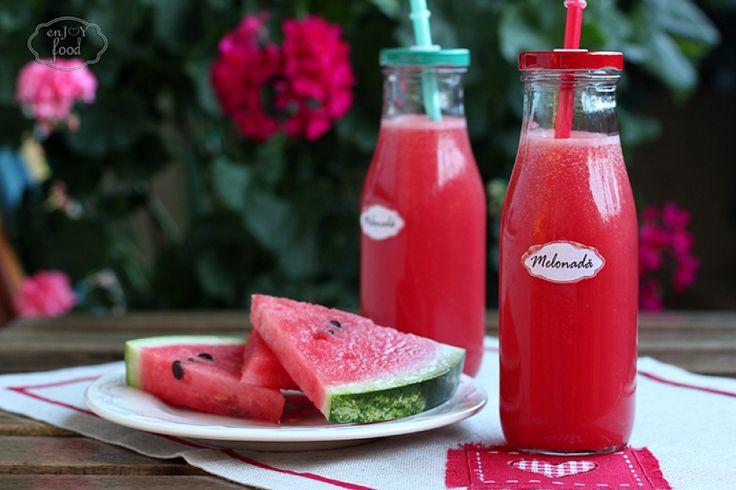 Melonada - Suc de pepene verde (lubenita)