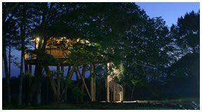 Cabane perchées dans les arbres - à quelques kilomètres de Monpazier