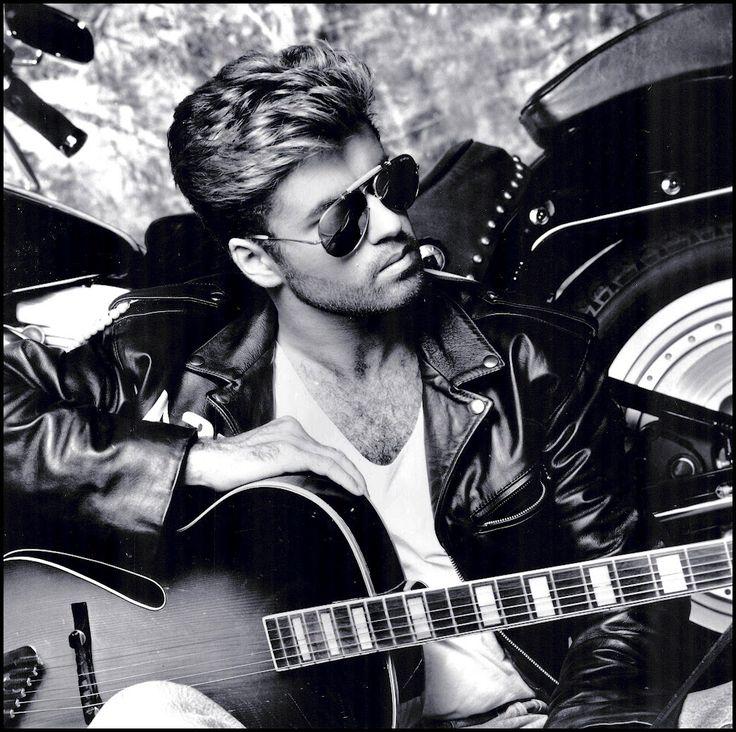 George Michael (Wham!) (1987) e