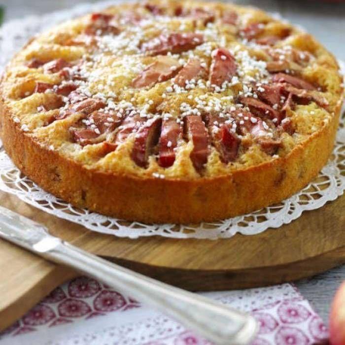 Fin äppelkaka – recept