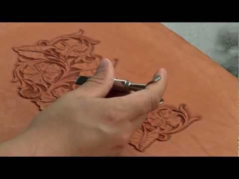 Leather Quiver Part 4 - YouTube