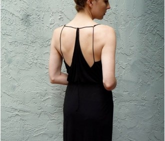 Prada Drape Dress