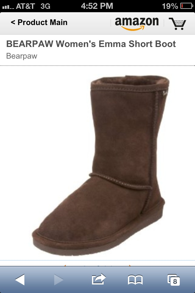 Bearpaw boots watch out uggs lol!