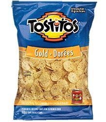 Tostitos® Gold Tortilla Chips #InspireTheSeason