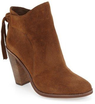 ClassicFit Candies Womens Layered Ankle Boots Stone