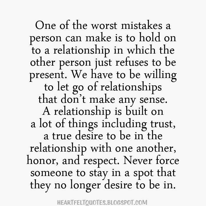 Quotes About Love Relationships: Heartfelt Quotes: A Relationship Is Built On A Lot Of