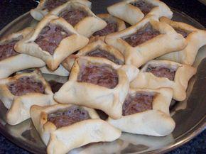 Sfeeha ( Libanesiske brød m. oksefars), Arabien,Andet, Andet, Oksekød, opskrift
