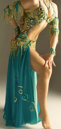 Belly Dance costume. this is so cool!