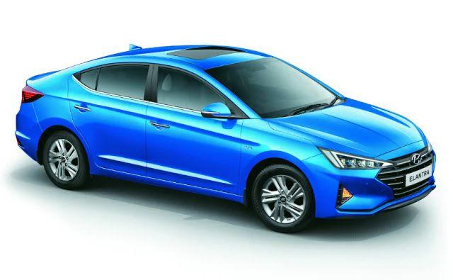 2019 Hyundai Elantra Facelift Launch Date Revealed Hyundai Elantra Elantra Hyundai