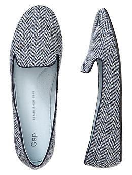 Herringbone loafers | Gap