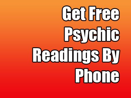 There are actually free #psychic reading by phone services! Check them out! http://mindreadingskills.com/free-psychic-reading-phone-no-credit-card/