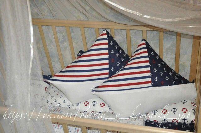 Подушки яхты