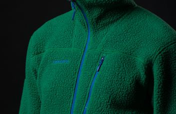Norrona trollveggen fleece dark green Polartec