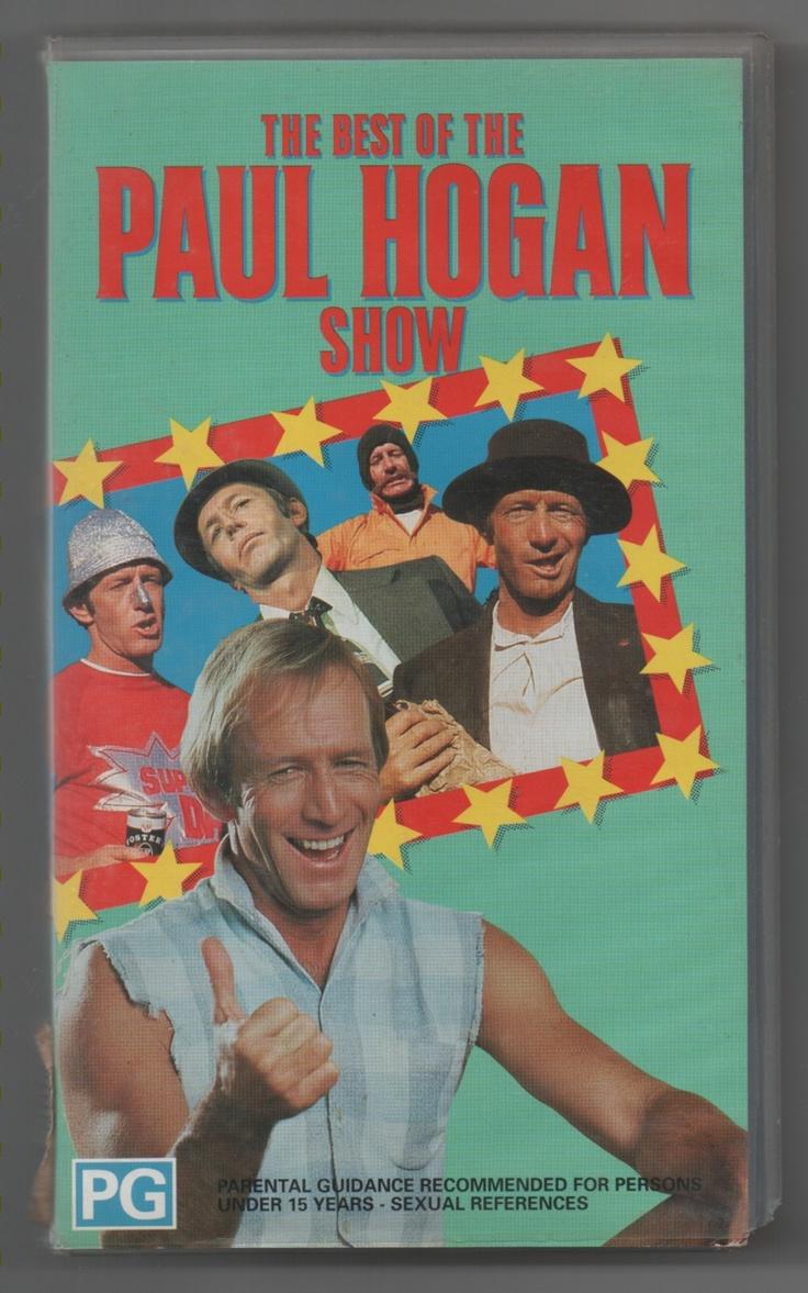 THE Best OF THE Paul Hogan Show Australian 1970S Humour Comedy | eBay