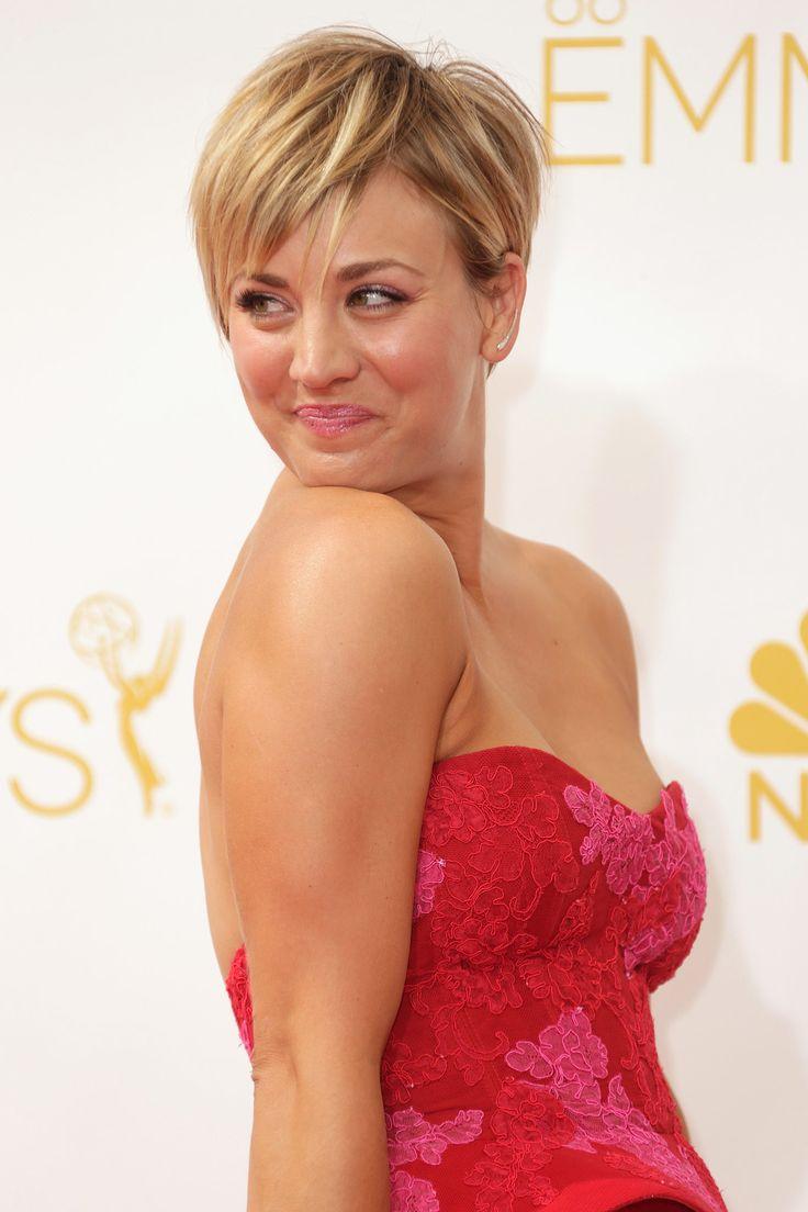 Cute look! #Celebrity #Hairstyles