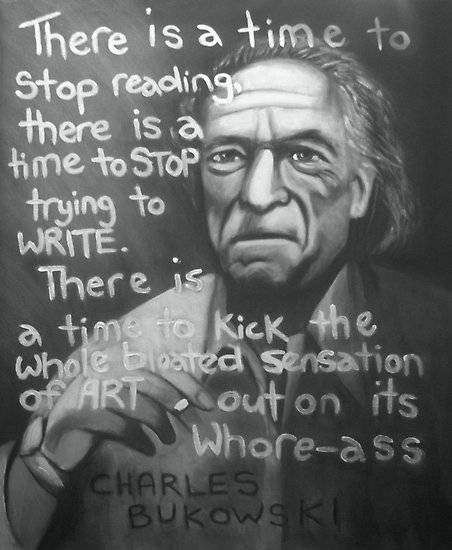 charles bukowski | charles bukowski sex is kicking death in the ass while singing las ...