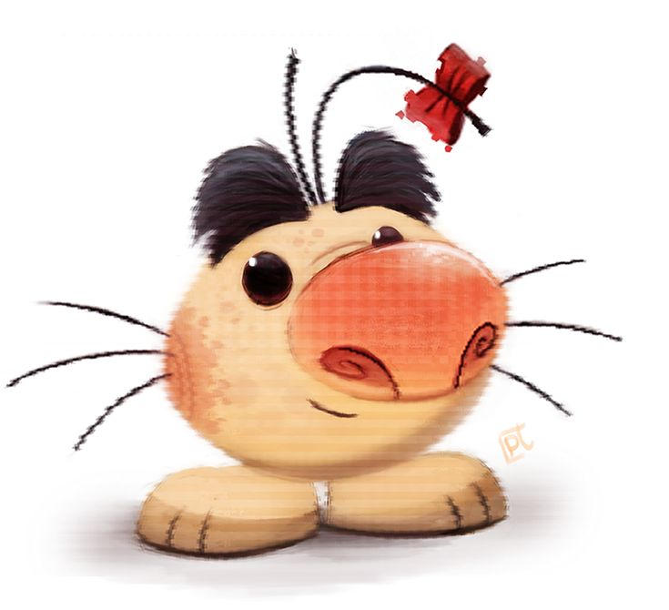 Daily Paint 690. Mr.Saturn by Cryptid-Creations.deviantart.com on @deviantART