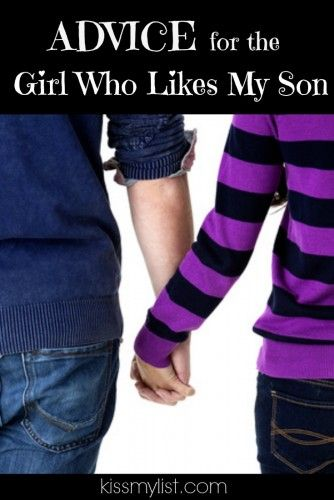 Teenagers and dating - they don't teach you how to deal with this in parenting class! Great help for moms raising boys.