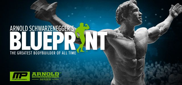 This is Arnold Schwarzenegger's blueprint. It's your map to an iron mind, epic physique, and incredible legacy. Here's your exclusive first look at our most incredible training program yet.