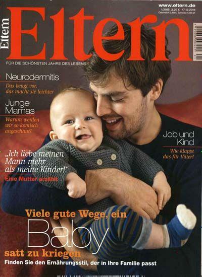 Viele gute Wege, ein Baby satt zu kriegen - Finden Sie den Ernährungsstil, der in Ihre Familie passt. Gefunden in: Eltern, Nr. 1/2015