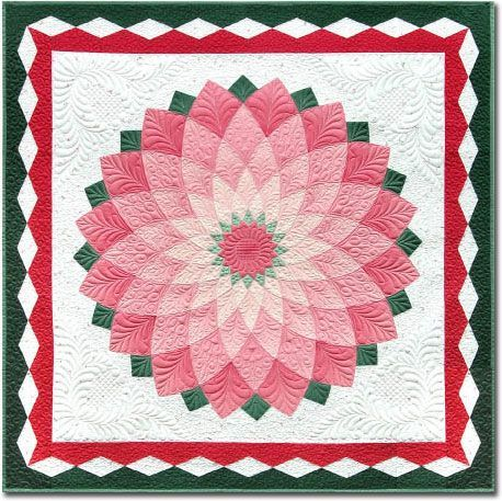 If you have heavier paper print the book and the 5/23/2011 · There appeared a new quilt pattern for a Giant Dahlia quilt – this was in the very early 80s. Description from patntf.com. I searched for this on bing.com/images