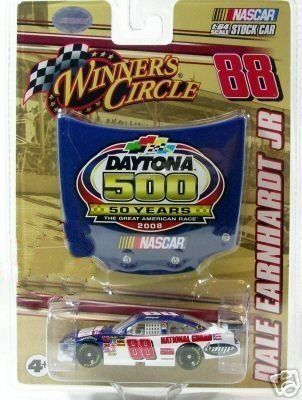 2008 Dale Earnhardt Jr #88 National Guard Blue White Chevy Impala SS 1/64 Scale Car & 50th Running of Daytona 500 Commemorative Magnet Hood Winners Circle by Motorsports Authentics, Inc.. $4.80. Hood and Trunk DO NOT open. 2008 Dale Earnhardt Jr #88 National Guard Blue White Chevy Impala SS 1/64 Scale Car & 50th Running of Daytona 500 Commemorative Magnet Hood Winners Circle. 2008 Dale Earnhardt Jr #88 National Guard Blue White Chevy Impala SS 1/64 Scale Car & 50th ...