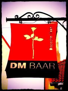 Satu Ylävaara Portfolio : Depeche Mode Baar, Tallinna