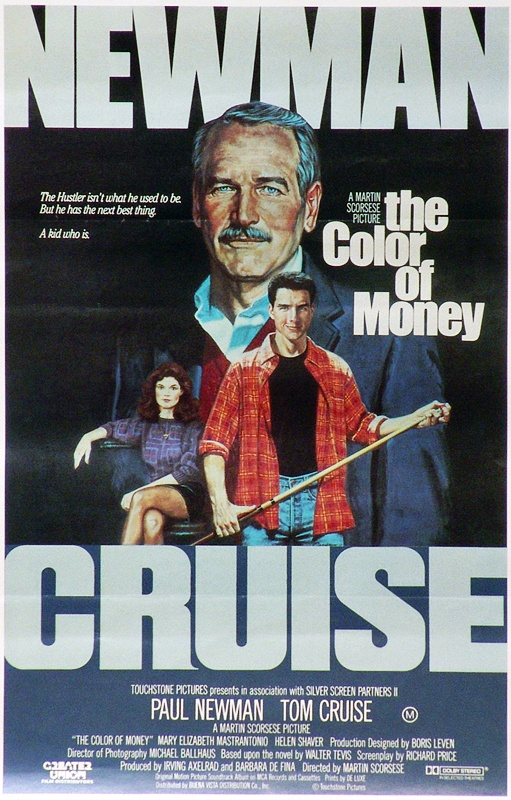 Awesome Paul Newman movie with a great soundtrack.