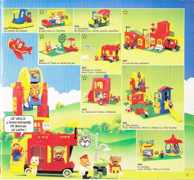 Fabuland (LEGO) - 1979-1989