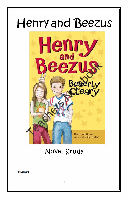 beverly cleary author study essay Find beverly cleary lesson plans and teaching  write a problem-solution essay,  beverly cleary is the fabulous author focused on, in this author study.