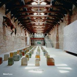 """""""Tadao Ando Venice. The Pinault Collection at the Palazzo Grassi and the Punta Della Dogana"""" by Philip Jodidio, 2010"""