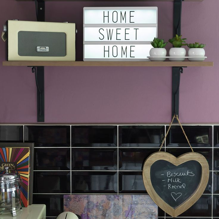 Our cost Kitchen details featured during our home tour on the Ideal Homes website @prettylittlepoppet