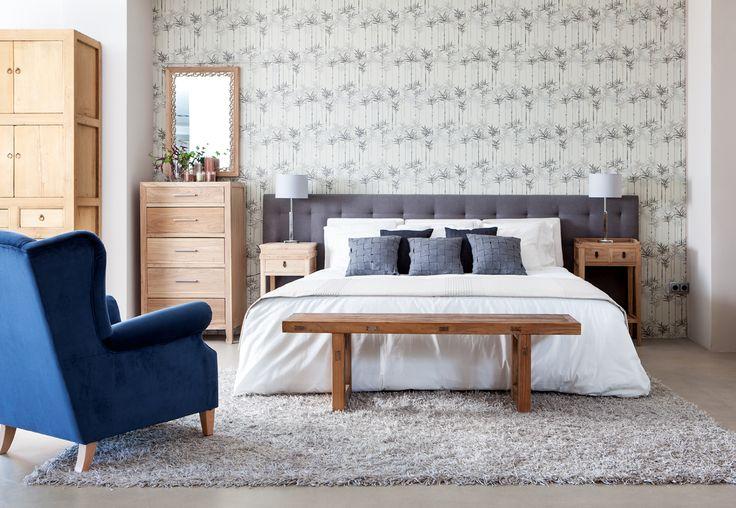 M s de 1000 ideas sobre cabecero con tachuelas en pinterest cabeceros cabeceros tapizados y - Muebles en el vendrell ...