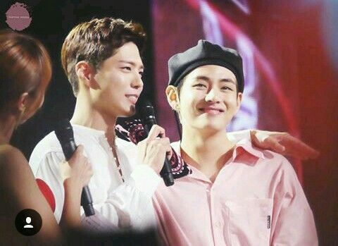 Friendship Goals💞 TaeGum🐇