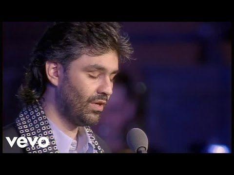 Andrea Bocelli - Con Te Partiro - Live From Piazza Dei Cavalieri, Italy / 1997 - YouTube