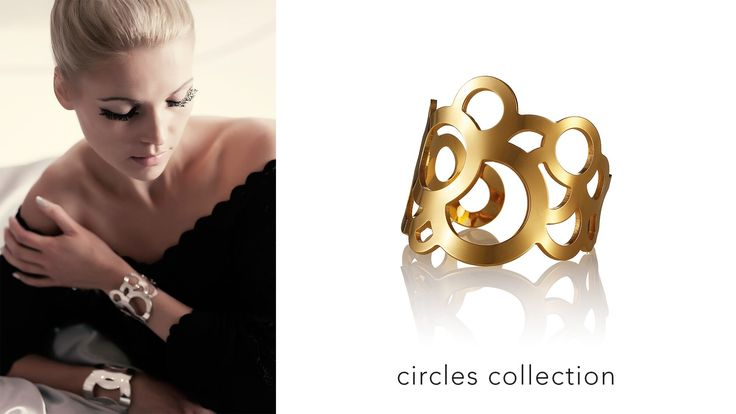 Little black dress season is upon us.... The Circles collection can compliment your outfit perfectly also adding that touch of elegance. #Davidandmartin #littleblackdress #jewellery
