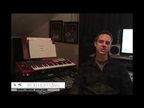 Video message from Rob Hoffman, Engineer & Musician for Michael Jackson's HIStory album #Kingvention | LMJ Magazine
