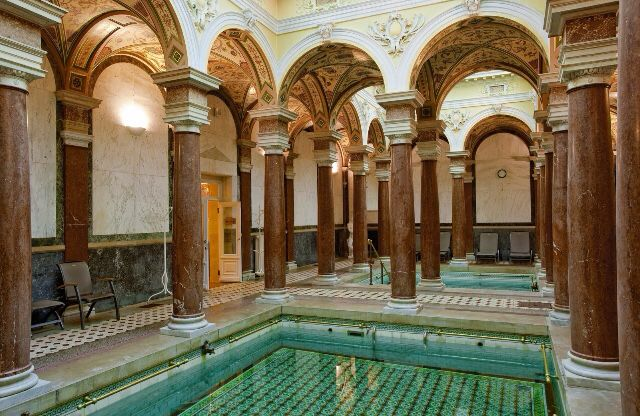 Marianske Lazne - spa with tradition! Coming soon on www.spa-tours.dk