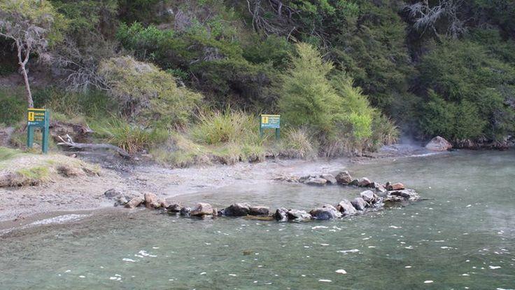 hot water beach nr rotorua