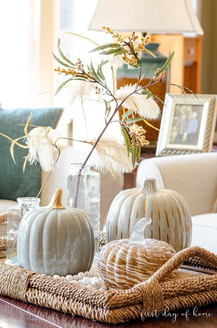 How To Make A Lovely Home For Fall Fall Home Tour 2019 With