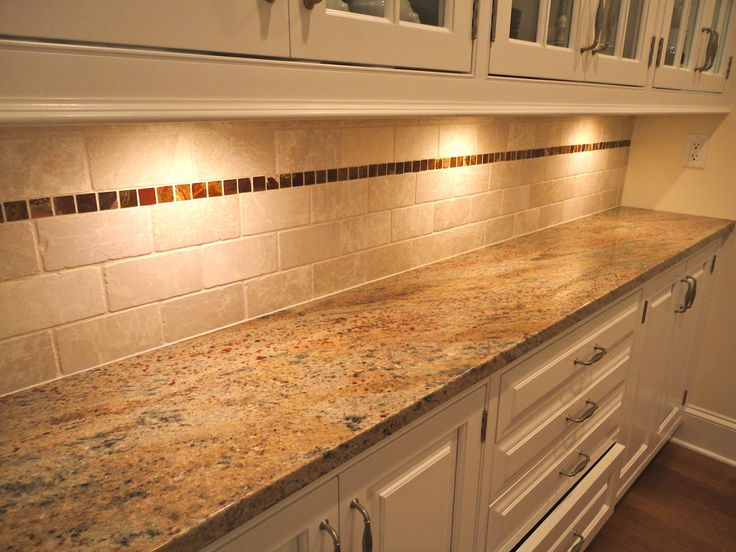 Rosewood Granite With Red Onyx Detail Mosaic Tiles I