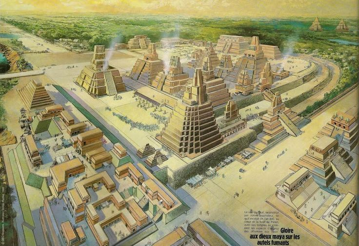 mayan architecture and astronomy - photo #37