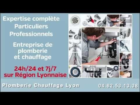 Plombier Lyon | 0482531338 | Urgences Plomberie à Lyon - YouTube