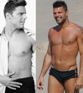 Check out Ricky Martin shirtless photos! - See more: http://socialitelife.com/photos/25-photos-of-ricky-martin-shirtless/ricky-martin-picture
