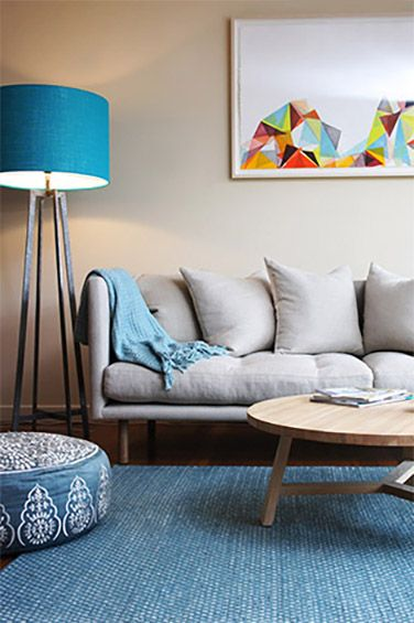 """Grain - The perfect way to add enjoyable contemporary colours and textures to a room, this range will quickly warm even the starkest space. The specks or """"grains"""" add a simple repetitive pattern but still provides eye-catching detail. Uncomplicated with a casual sophistication, it is an effortless modern accessory."""