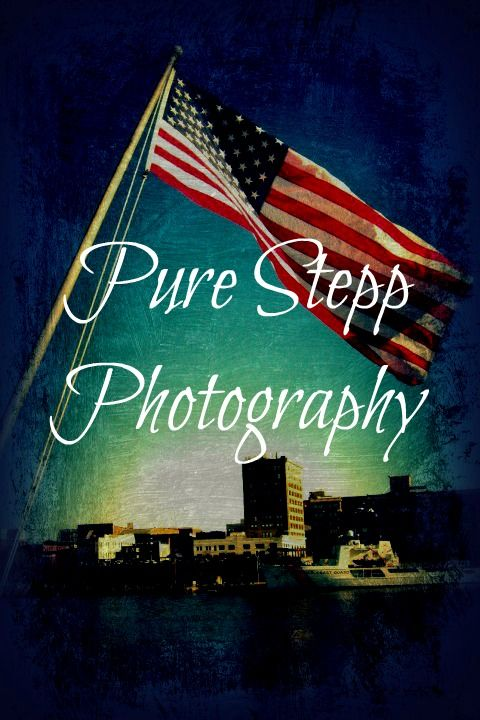 My identity   Pure Stepp Photography ©