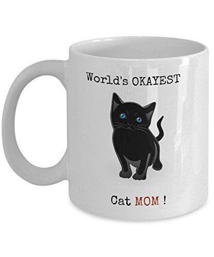 0ce6c22dfea Crazy Cat Lady Mug -worlds Best Cat Mom-cat Mom Mug