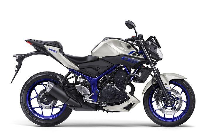 MILAN SHOW: Yamaha finally unveil MT-03 roadster | MCN