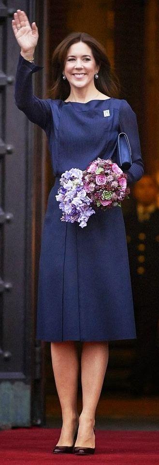 Princess Mary of Denmark - 27.10.2014